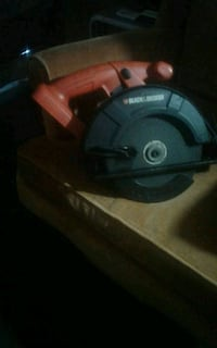 Black and Decker circular saw and battery Seaford, 19973