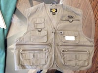 Fishing Vest - Adult  Toronto, M5M