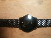 Mens watch with diamond at midnight. London, N6J 3S1
