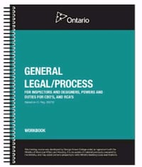 2012 General legal/process workbook study guide