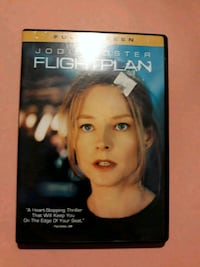 Flight Plan DVD Movie with Jodi Foster!!