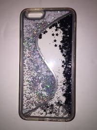 iPhone 6 Ying and Yang Glitter Sparkly Plastic Case Oshawa, L1G 5N5