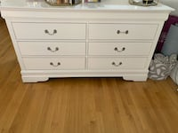 6 Drawer Double Dresser - GREAT CONDITION BOSTON