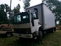 24 ft straight truck 1995 Ford 8000 cdl Indian Head, 20640