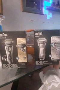 Braun Series 9 And Series 7 Brand new  Toronto, M6S 5B6