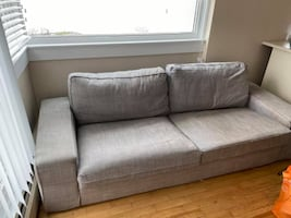 Excellent condition grey couch - Can Deliver