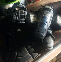 Baseball catcher equipment  Cortland, 44410