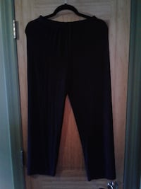 "Size SMALL ""4 Petites"" TANJAY Black DRESS PANT * IF AD'S UP, IT'S STILL AVAILABLE"