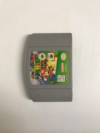 N64 console with Mario 64 Game FREE DELIVERY Toronto, M3J 1K7