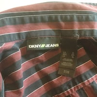 Long sleeve Shirt DKMY JEANS Size XL  Ashburn, 20147