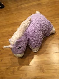 Pillow Pet Purple Unicorn Fairytale Horse Stuffed Animal Oakton, 22124