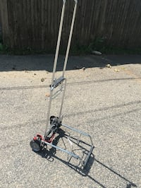 Convertible Luggage Cart / Hand Truck / Dolly