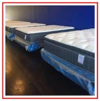 NEW King Mattress Sets 225 Queen sets 140 Full sets 120 Twin sets Windsor Mill