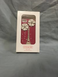 red and white iPhone case Rockville, 20850