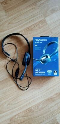 PS4 Chat Headset (like new) Afterglow Lvl 1 Calgary, T3G 5N5