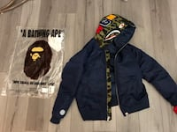 Bape down jacket Abbotsford, V2T