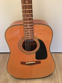 Fender acoustic guitar DG-8S NAT Columbia, 21044