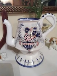 Antique teapot from Italy New Llano, 71461