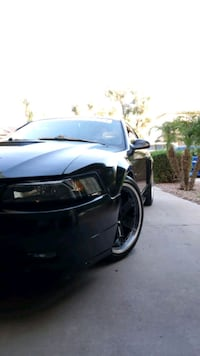 2002 Ford Mustang GT Deluxe Mesa