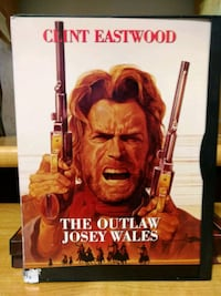 The Outlaw Josey Wales. DVD Virginia Beach, 23464