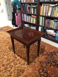 Cherry end table Gaithersburg, 20882