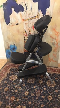 Earthlite vortex portable massage chair Elkridge, 21075