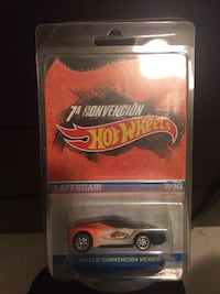 Hotwheels 7A convention Laferrari  Toronto, M9L 2J7