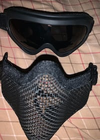 Air soft mask and goggles Elizabethtown, 17022