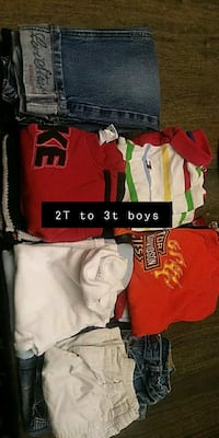 Boys 2t-3t lot name brand clothes Brainerd, 56401