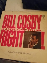 """Bill Cosby """"is a very funny fellow"""