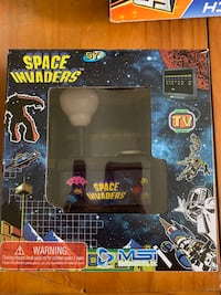 Space Invaders Plug and Play on TV