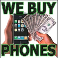 We are buying good condition used phones! Arlington, 22204