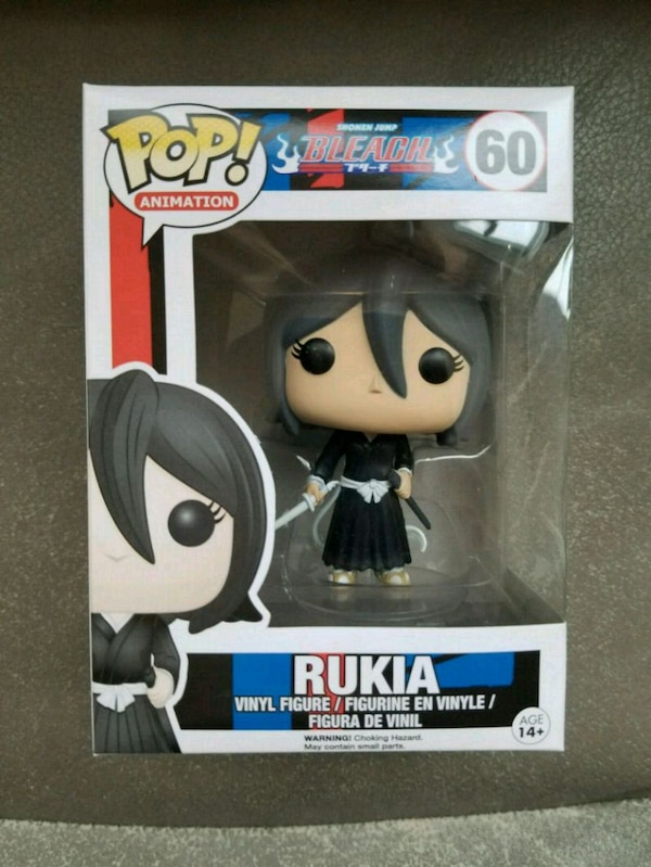 MINT Rukia Bleach Funko Pop