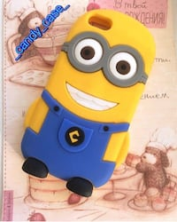 синий и желтый iPhone Minion Краснодар, 350058