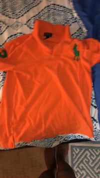 Orange Polo Ralph Lauren (Medium) Rockville, 20850