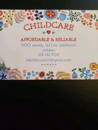 In Home Childcare D'Iberville