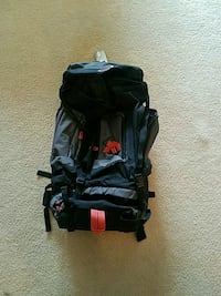 New with tags 120l internal frame pack West Springfield, 22152