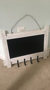 chalkboard wall hanging with hooks  Gaithersburg, 20878