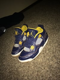 Dunk from above retro 4s 1129 mi