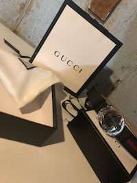 BRAND NEW GUCCI MENS BELT SIZE 33-32 FOR 375 London, N6E 1H7