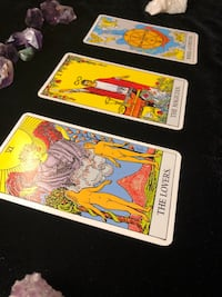 Tarot and psychic reading Richmond