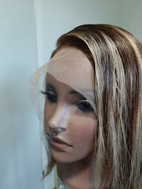 Custom color lace frontal