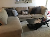 Comfy Sectional Sofa/ Couch Los Angeles, 90045