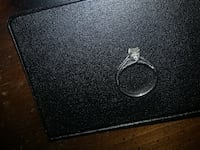 Woman's size 7 engagement ring Cambridge