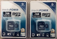 Media Cards and SD Adapters Toronto, M1H