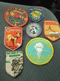 Patches.l have many states Norwell, 02061