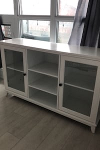 Glass Cabinet / TV stand