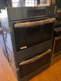 "Brand New 30"" GE Electric Double Wall Oven (Scratch and Dent) Elkridge, 21075"