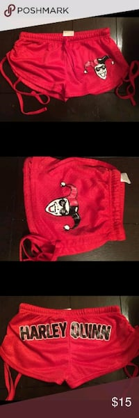 Medium Harley Quinn  jersy Booty shorts Dutch Brook, B1L 1E9