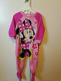 Minnie Mouse footie pajama Falls Church, 22042